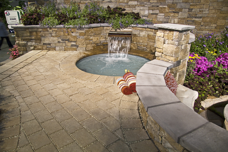 Permeable Paver Patio Image Gallery EP Henry - Ep henry patio
