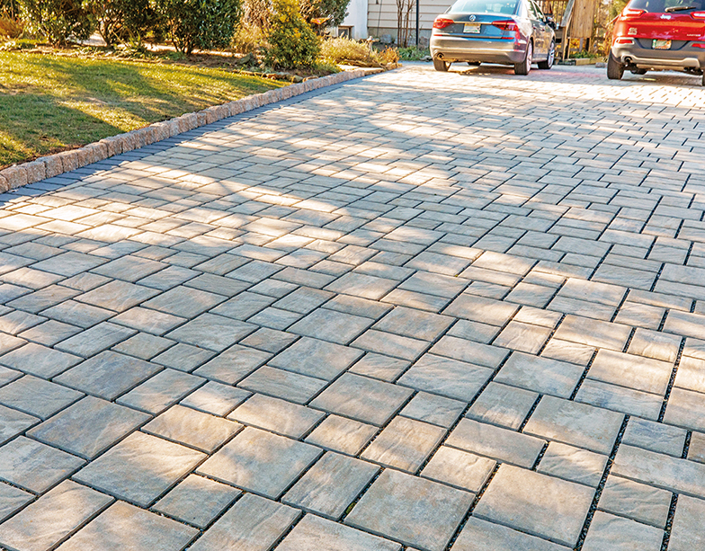 Image Gallery of Permeable Paver Driveways - EP Henry